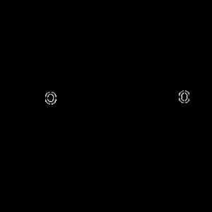 Structural formula of lyral